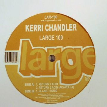 Kerri Chandler - Return 2 Acid EP