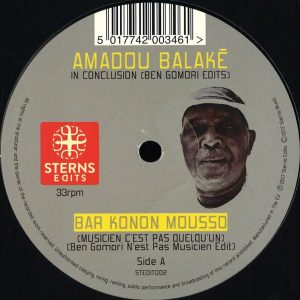 Amadou Balake - In Conclusion Ep