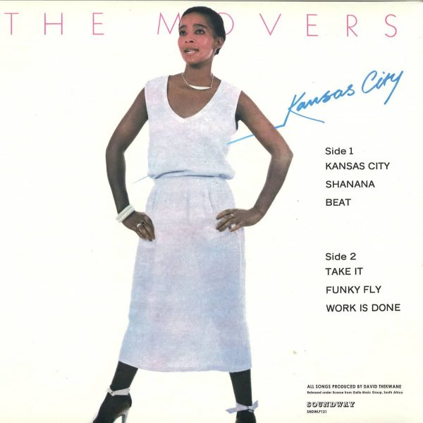 The Movers - Kansas City LP
