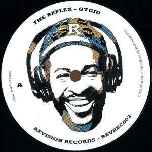 The Reflex - Marvin Gaye Ep